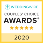 2020 Wedding Wire Couples Choice Awards